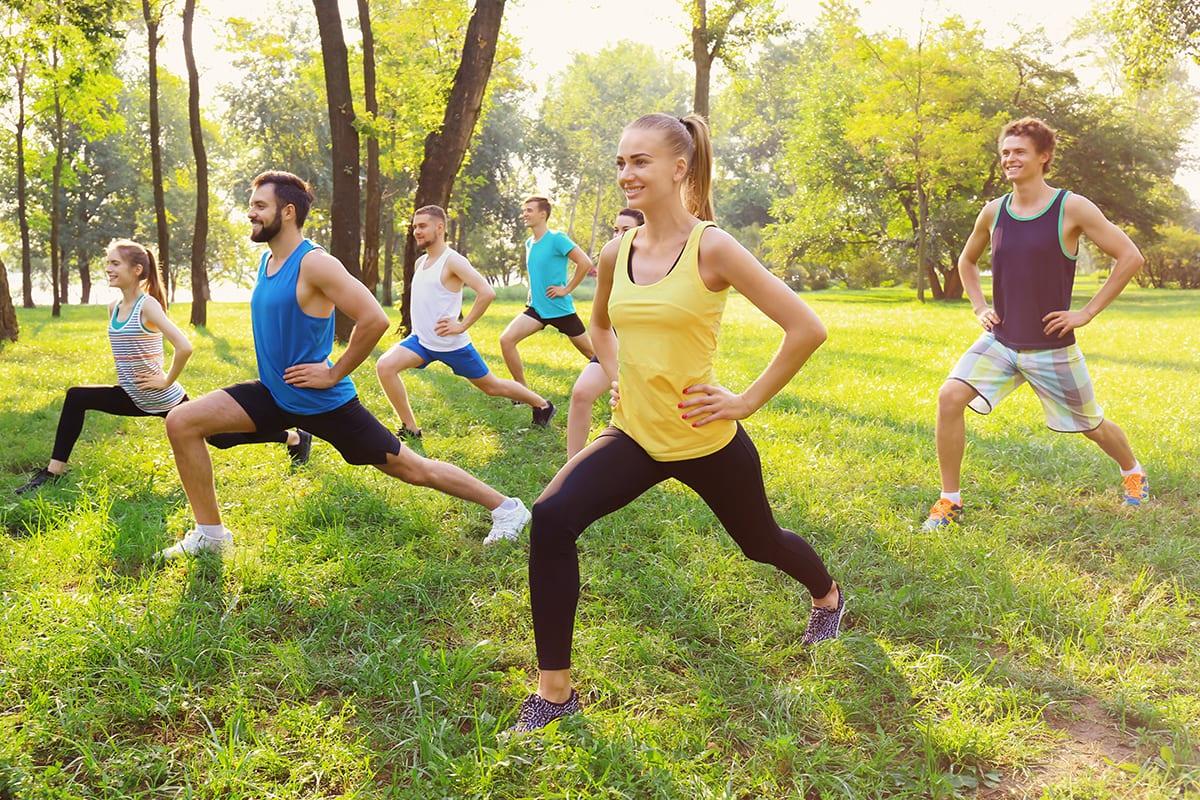 Juegos de fitness