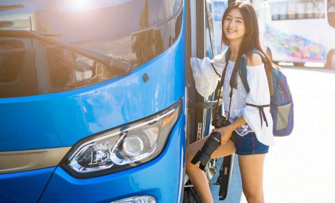 Viaja por autobus
